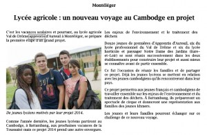 Voyage au Cambodge 2014